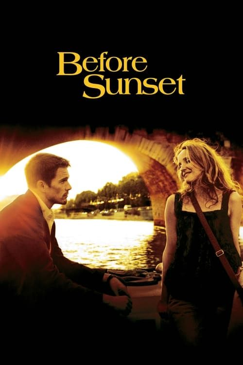 Key visual ofBefore Sunset