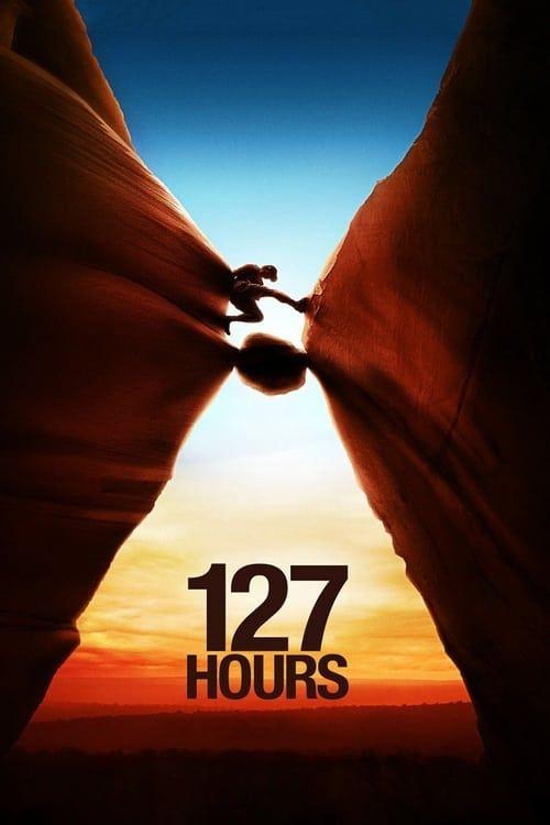 Key visual of 127 Hours