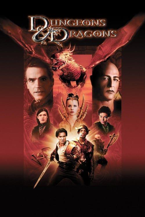 Key visual of Dungeons & Dragons