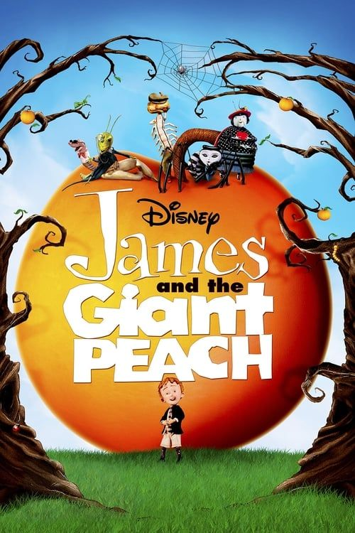 Key visual ofJames and the Giant Peach
