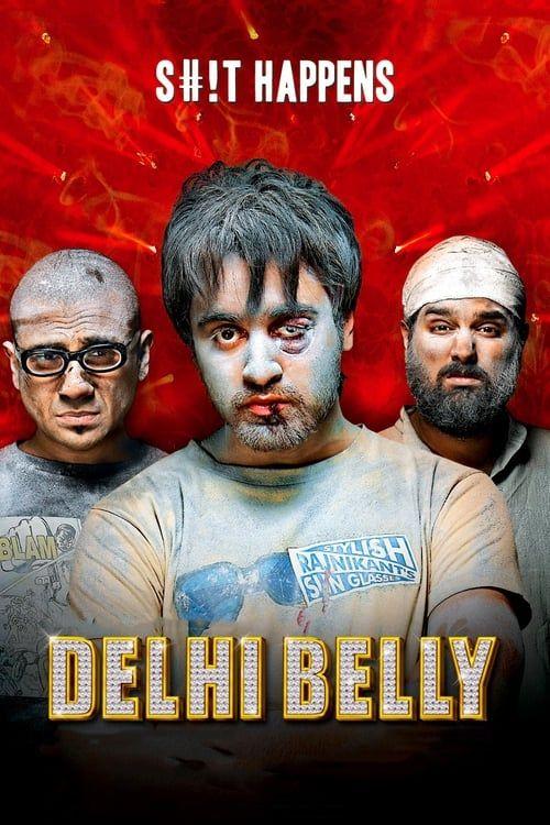 Key visual of Delhi Belly