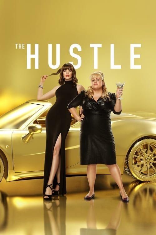 Key visual of The Hustle