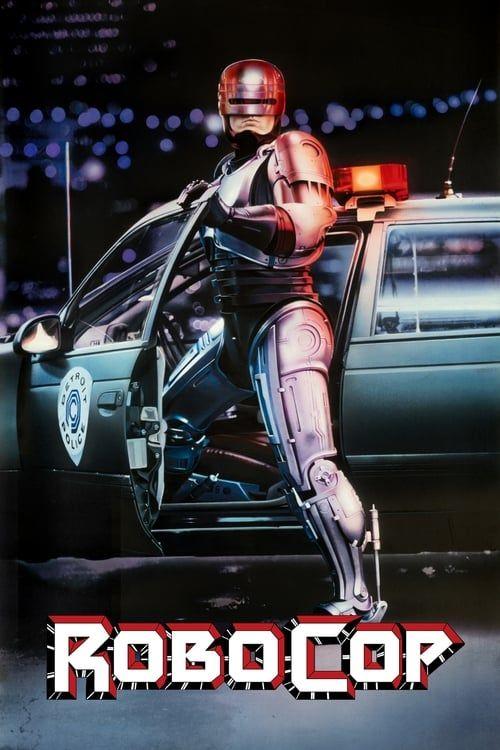 Key visual of RoboCop