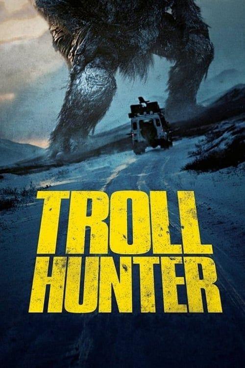 Key visual ofTroll Hunter