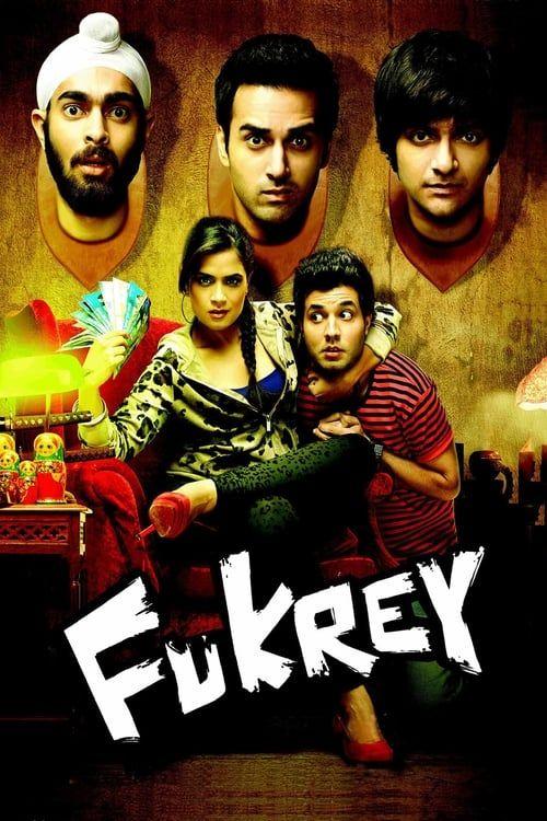 Key visual of Fukrey