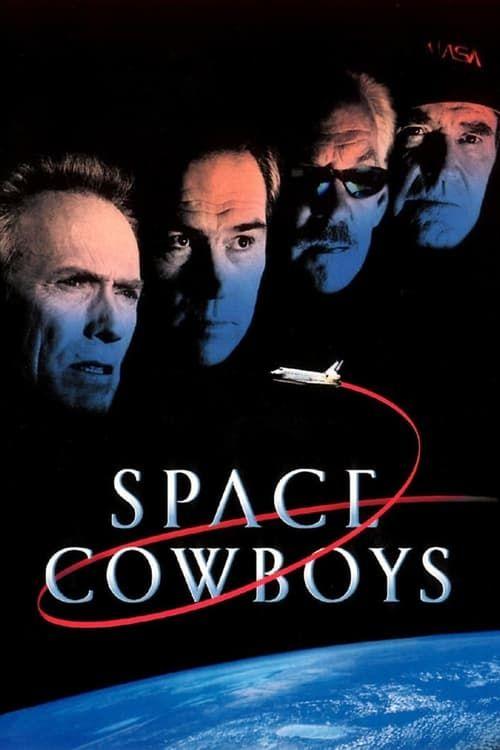 Key visual of Space Cowboys