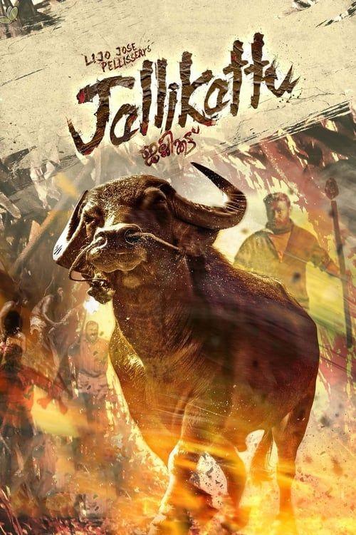 Key visual of Jallikattu
