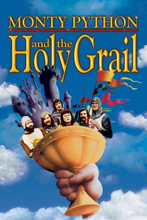 Key visual of Monty Python and the Holy Grail