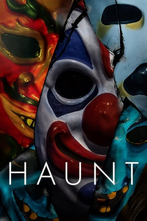 Key visual of Haunt