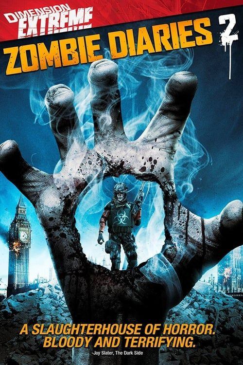 Key visual of Zombie Diaries 2