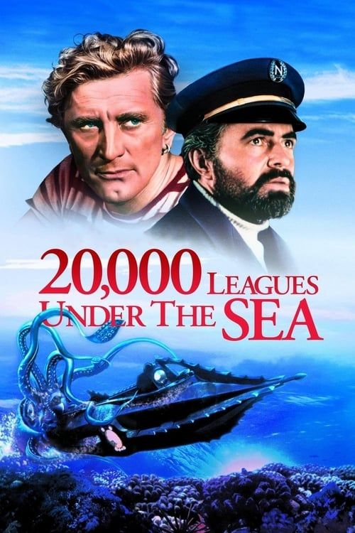 Key visual of 20,000 Leagues Under the Sea