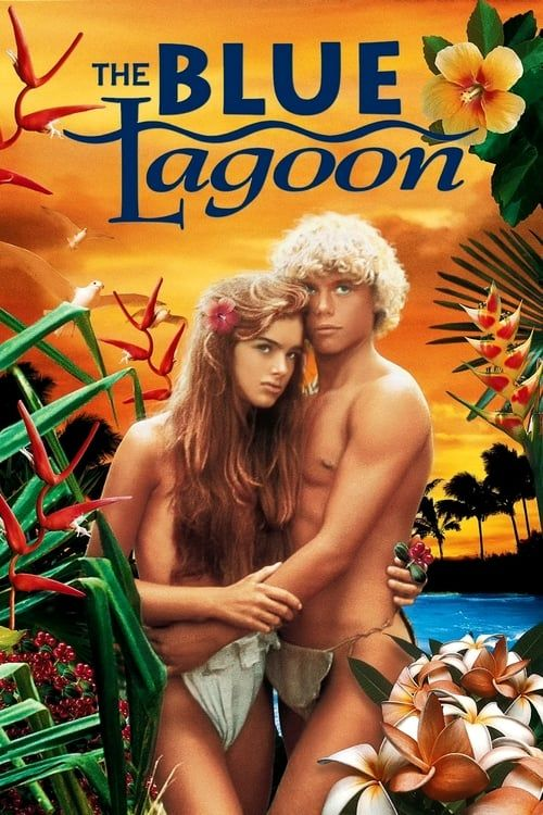 Key visual of The Blue Lagoon
