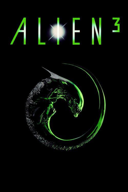 Key visual of Alien³
