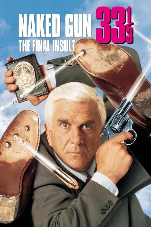 Key visual ofNaked Gun 33⅓: The Final Insult
