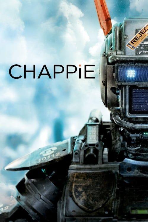 Key visual of Chappie