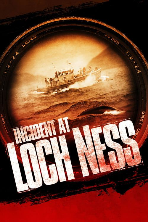 Key visual of Incident at Loch Ness