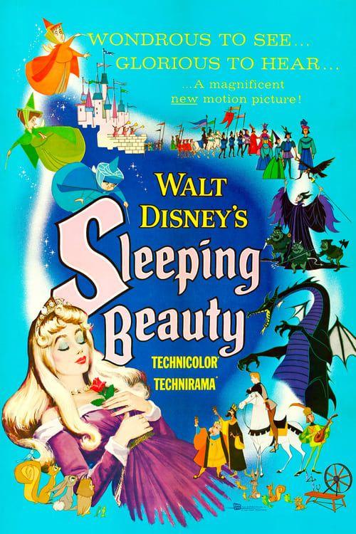 Key visual of Sleeping Beauty