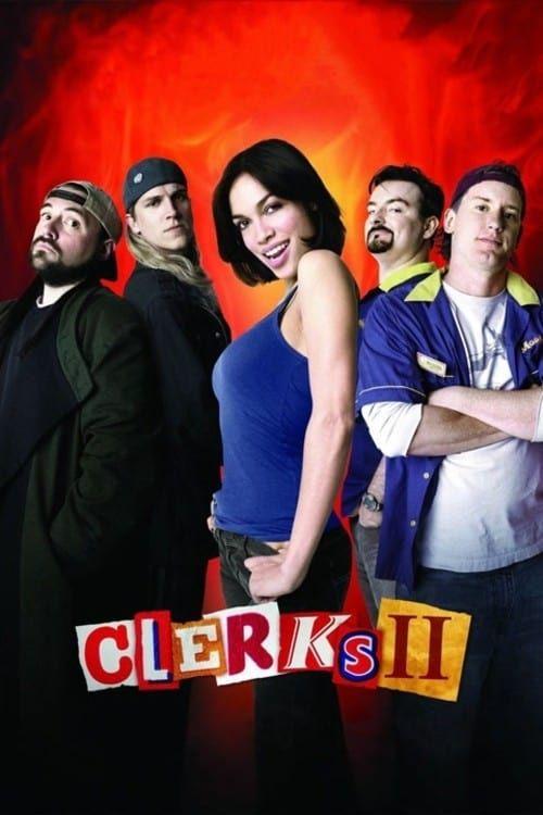 Key visual of Clerks II