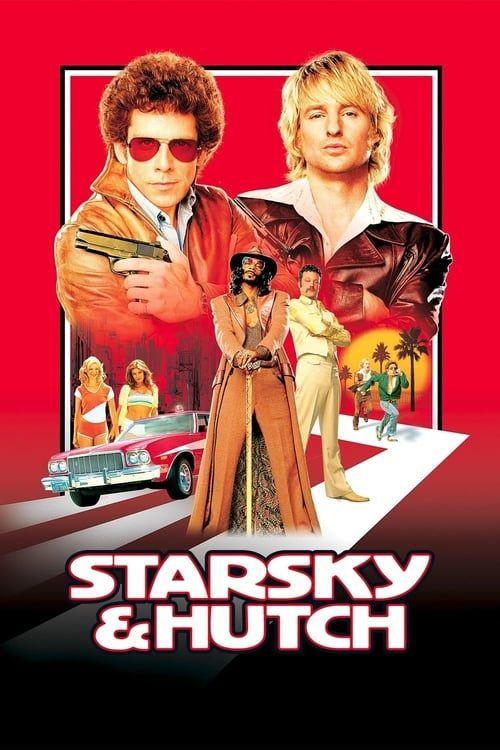 Key visual of Starsky & Hutch