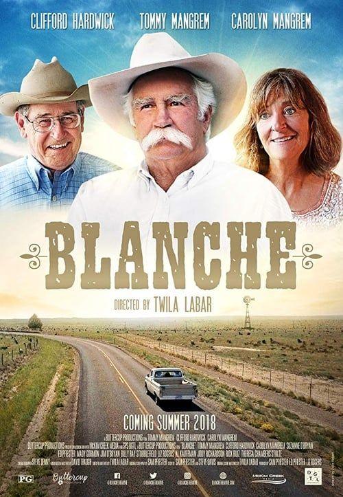 Key visual of Blanche