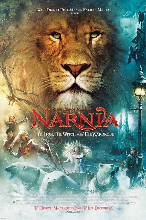 Key visual ofThe Chronicles of Narnia: The Lion, the Witch and the Wardrobe