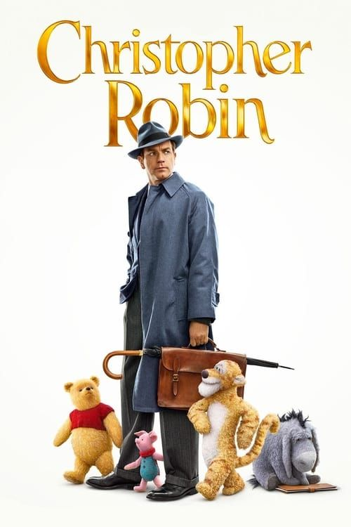 Key visual of Christopher Robin