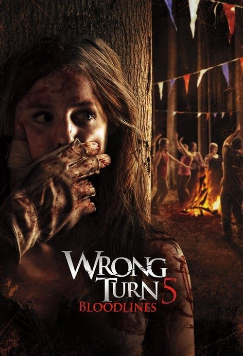 Key visual of Wrong Turn 5: Bloodlines