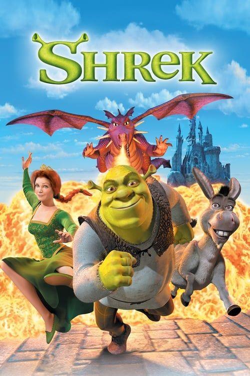 Key visual of Shrek