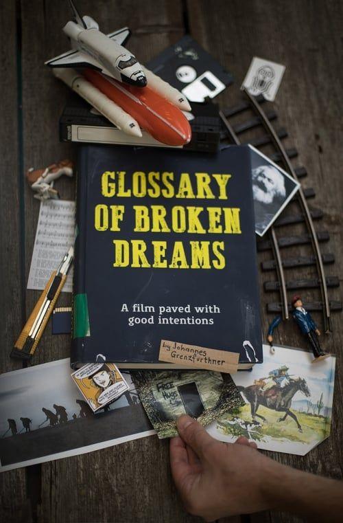 Key visual of Glossary of Broken Dreams