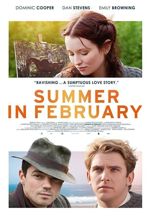 Key visual of Summer in February