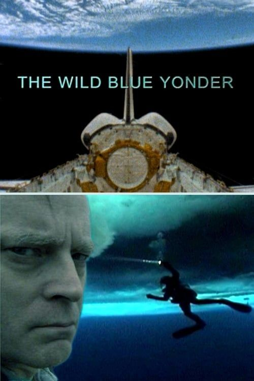 Key visual of The Wild Blue Yonder