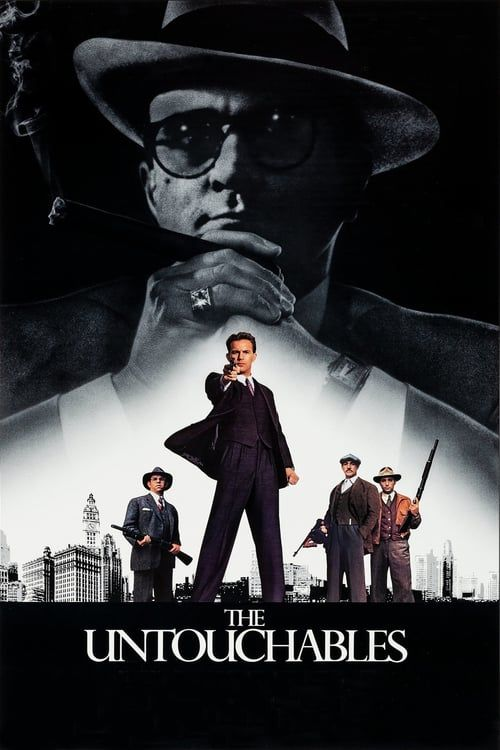 Key visual of The Untouchables