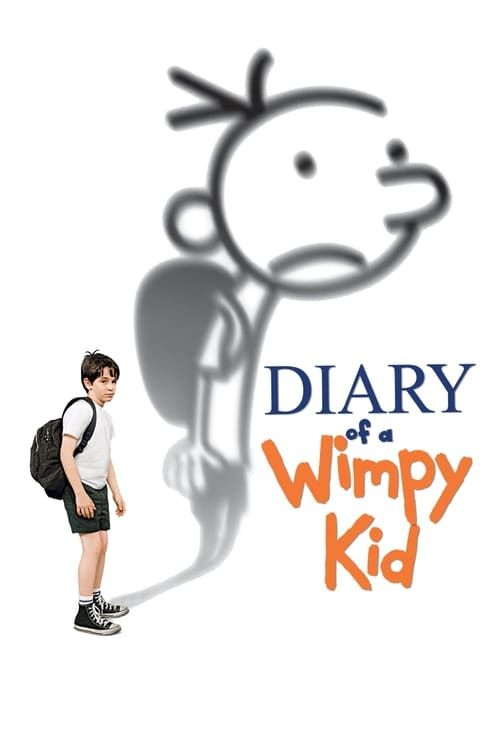 Key visual of Diary of a Wimpy Kid