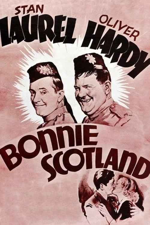 Key visual of Bonnie Scotland