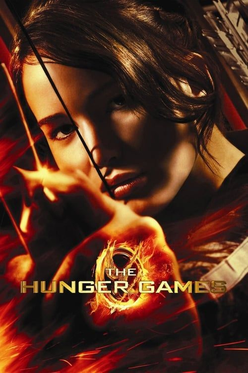 Key visual of The Hunger Games
