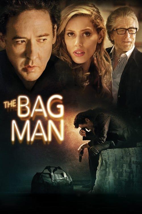 Key visual of The Bag Man