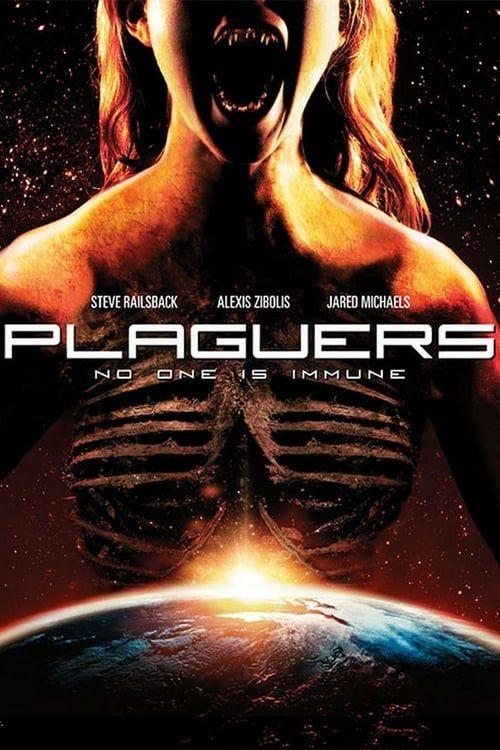 Key visual of Plaguers