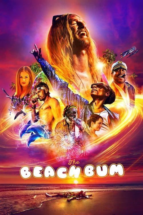Key visual of The Beach Bum