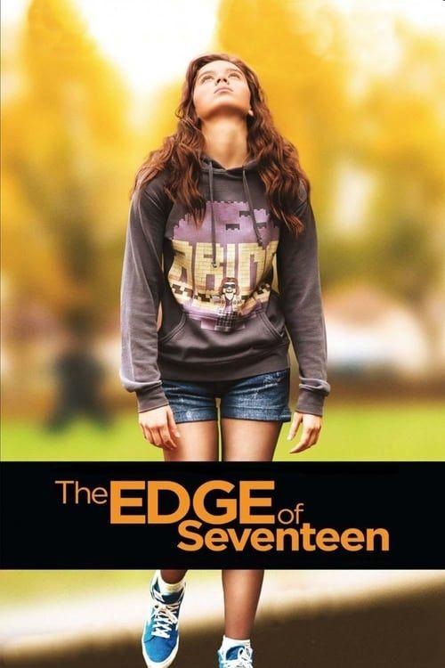 Key visual of The Edge of Seventeen