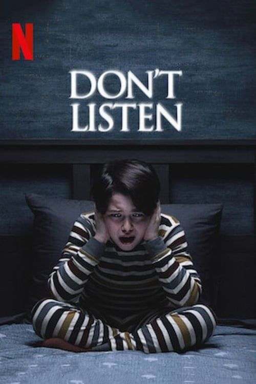 Key visual of Don't Listen