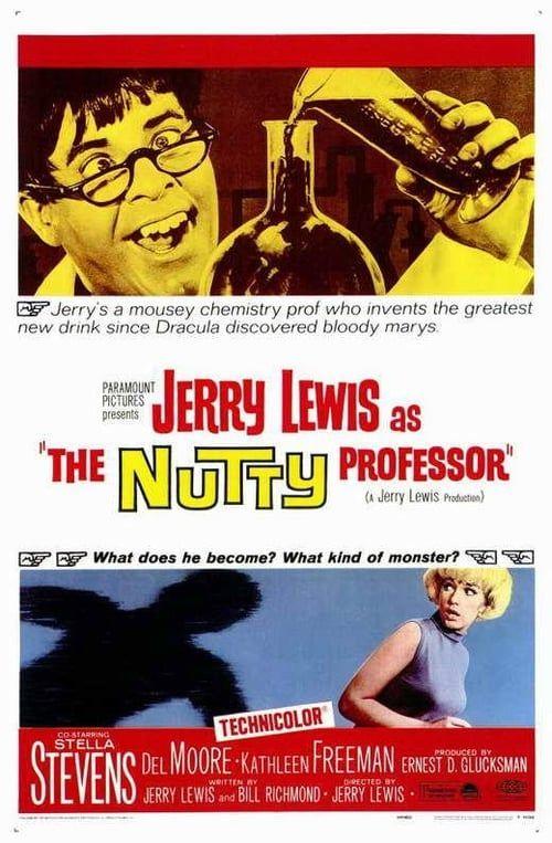 Key visual of The Nutty Professor