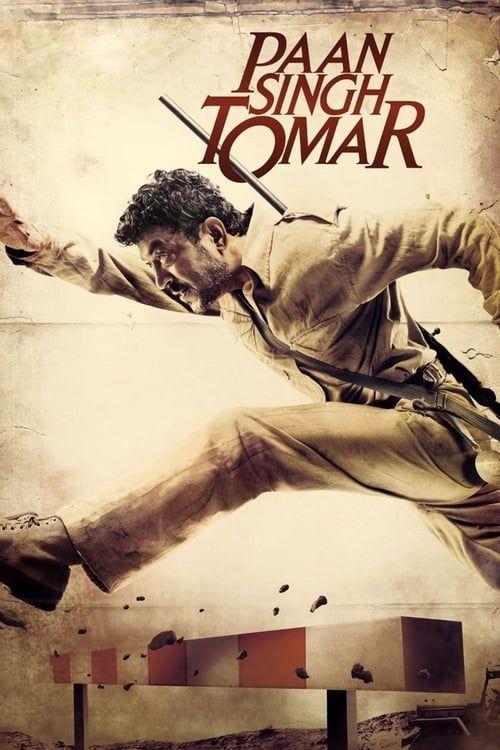Key visual ofPaan Singh Tomar