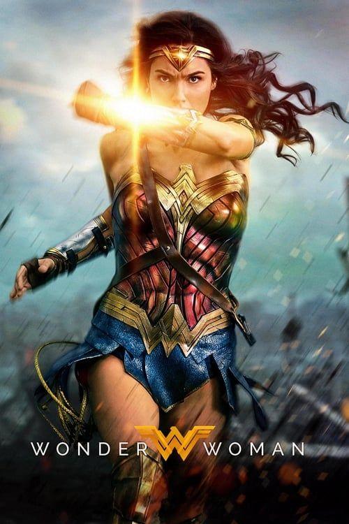 Key visual of Wonder Woman