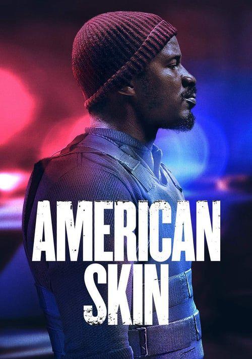 Key visual of American Skin