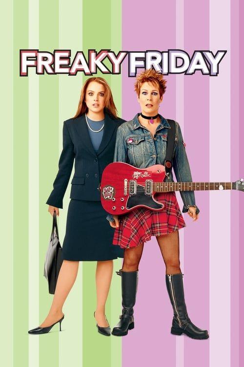 Key visual of Freaky Friday