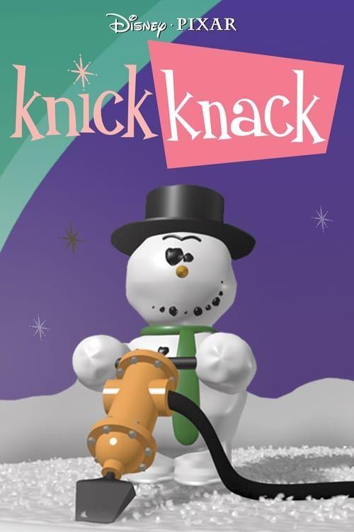 Key visual of Knick Knack