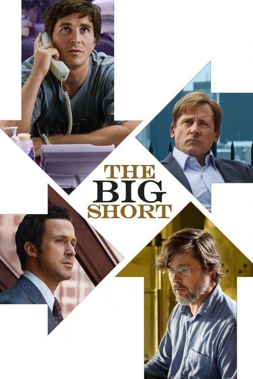 Key visual ofThe Big Short