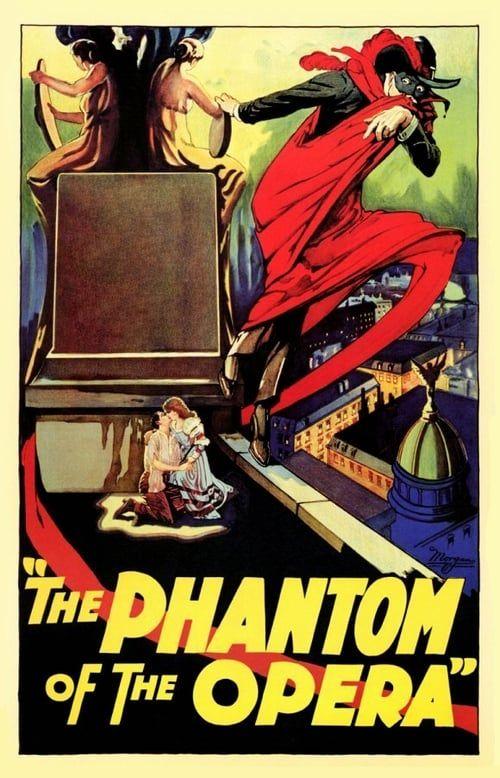 Key visual of The Phantom of the Opera