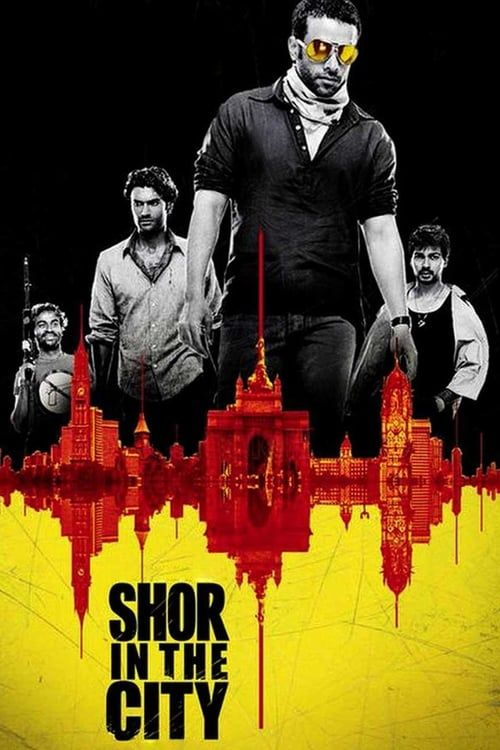 Key visual of Shor in the City