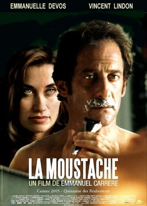 Key visual ofThe Moustache